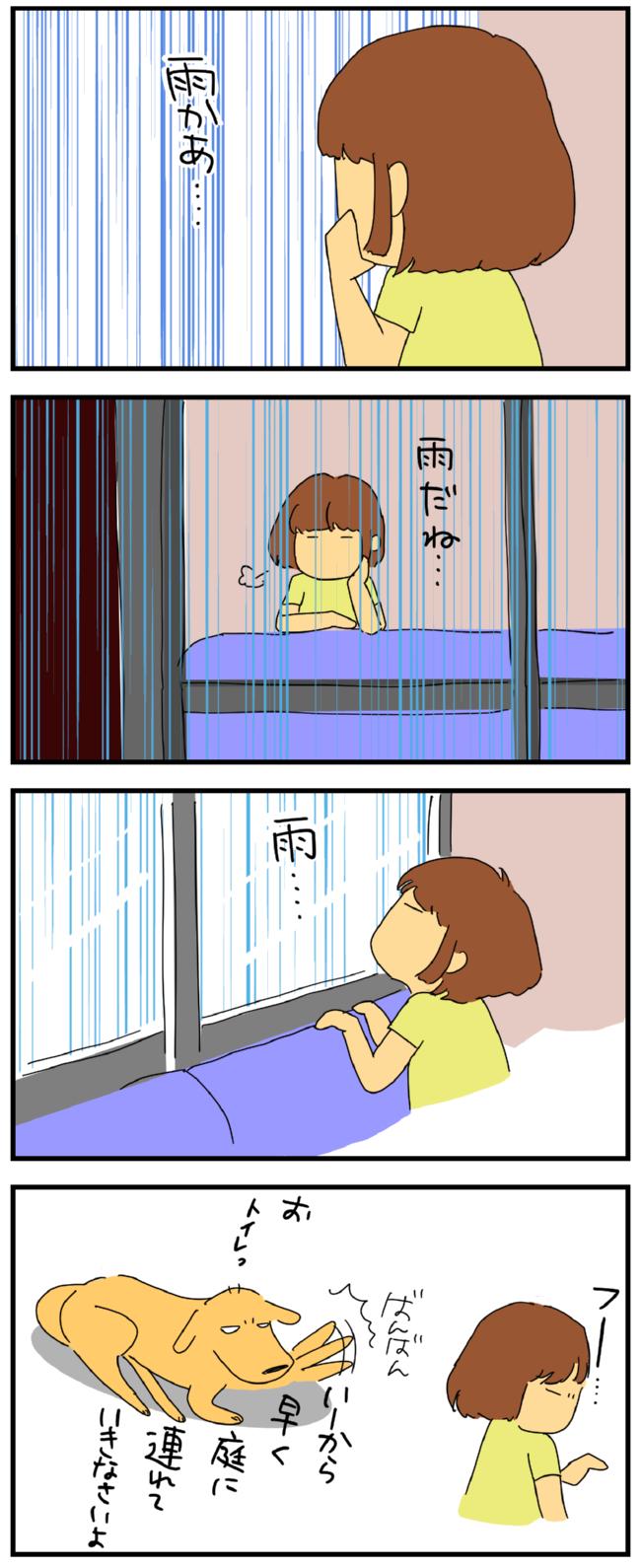 梅雨の憂鬱